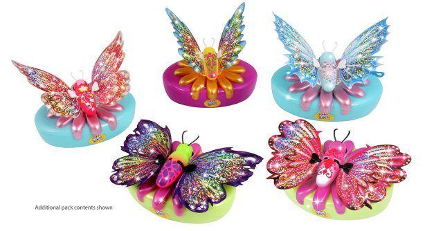 Little Live Pets Butterfly Starter Packs Little Live Pets Pets Little Pets