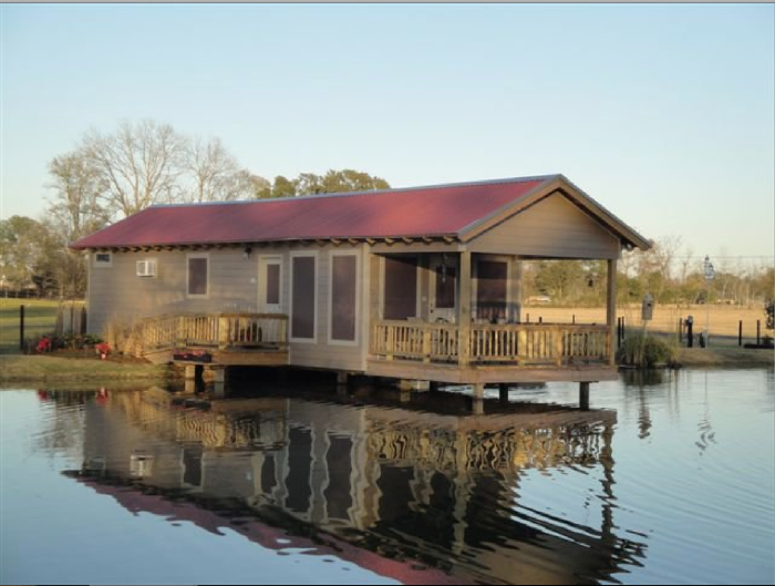 These 9 Awesome Cabins In Louisiana Will Give You An
