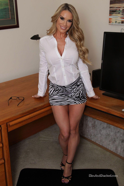 Sexy naughty secretary