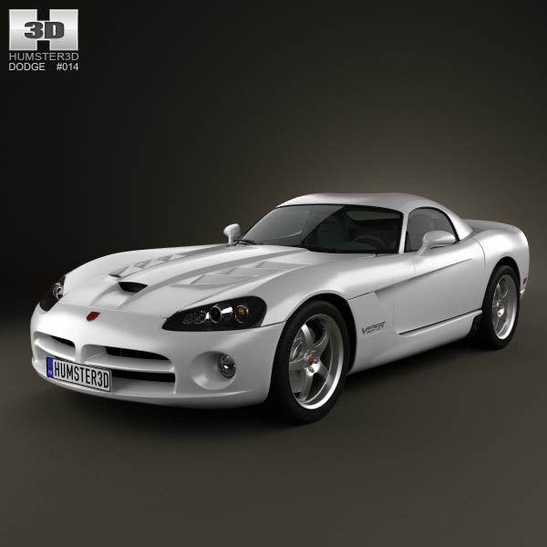 Pin On Dodge 3d Models