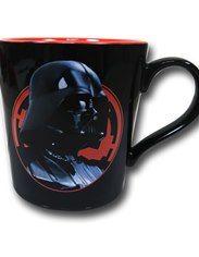 Star Wars Logo Rim Vader 12oz Ceramic Mug