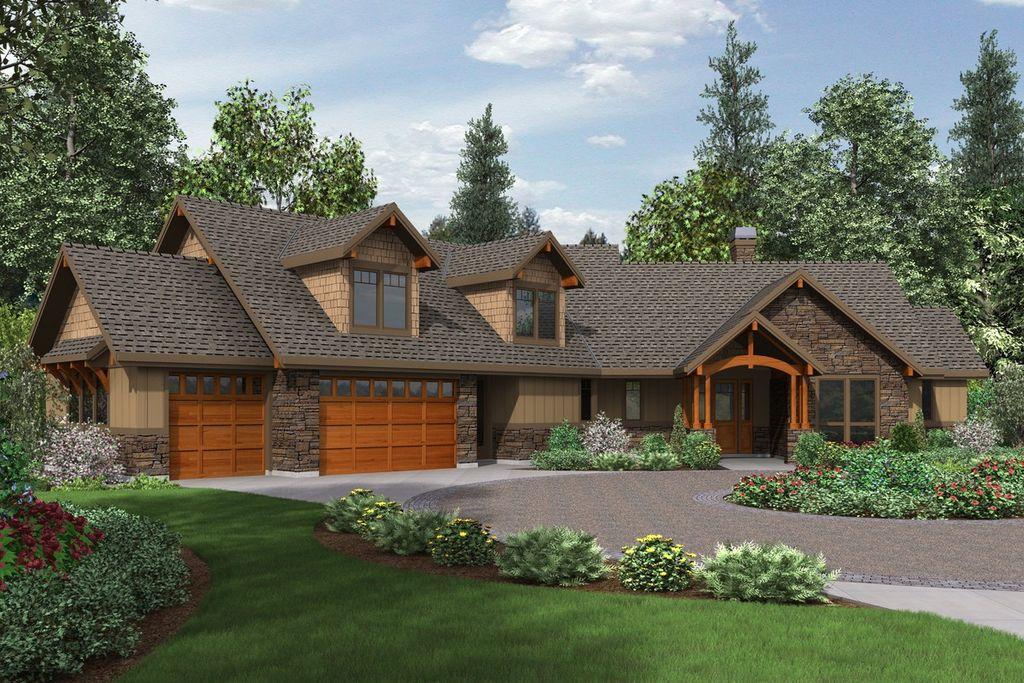 Plan Houseplans Craftsman Style House Plans Lodge