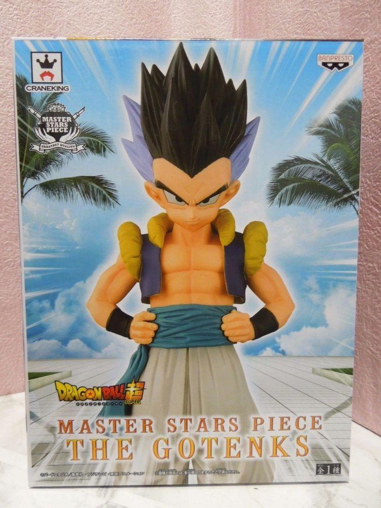 NEW Dragon Ball Super Master Stars Piece The Gotenks Figure
