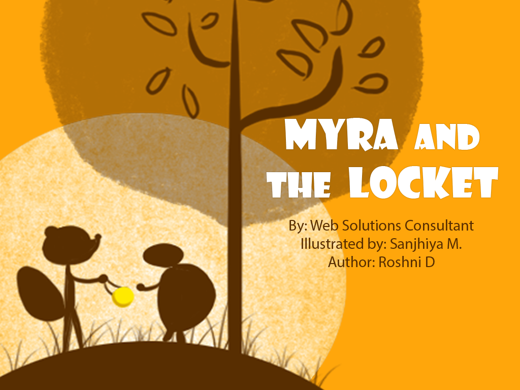 Myra And The Locket | MangoReader- Experience The Magic Of Stories, Read  online stories