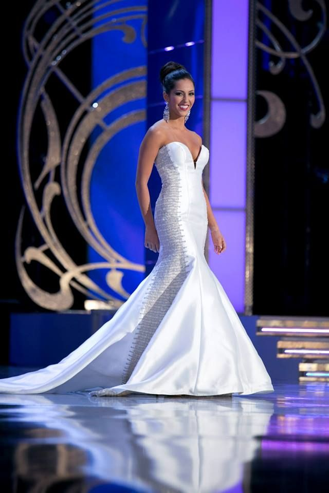 Miss Michigan 2014 Evening Gown: HIT or MISS | Pageant Gowns ...