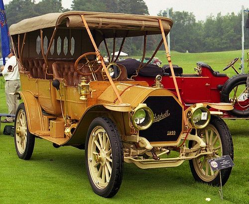 1910 Mitchell Model S touring | Flickr - Photo Sharing!