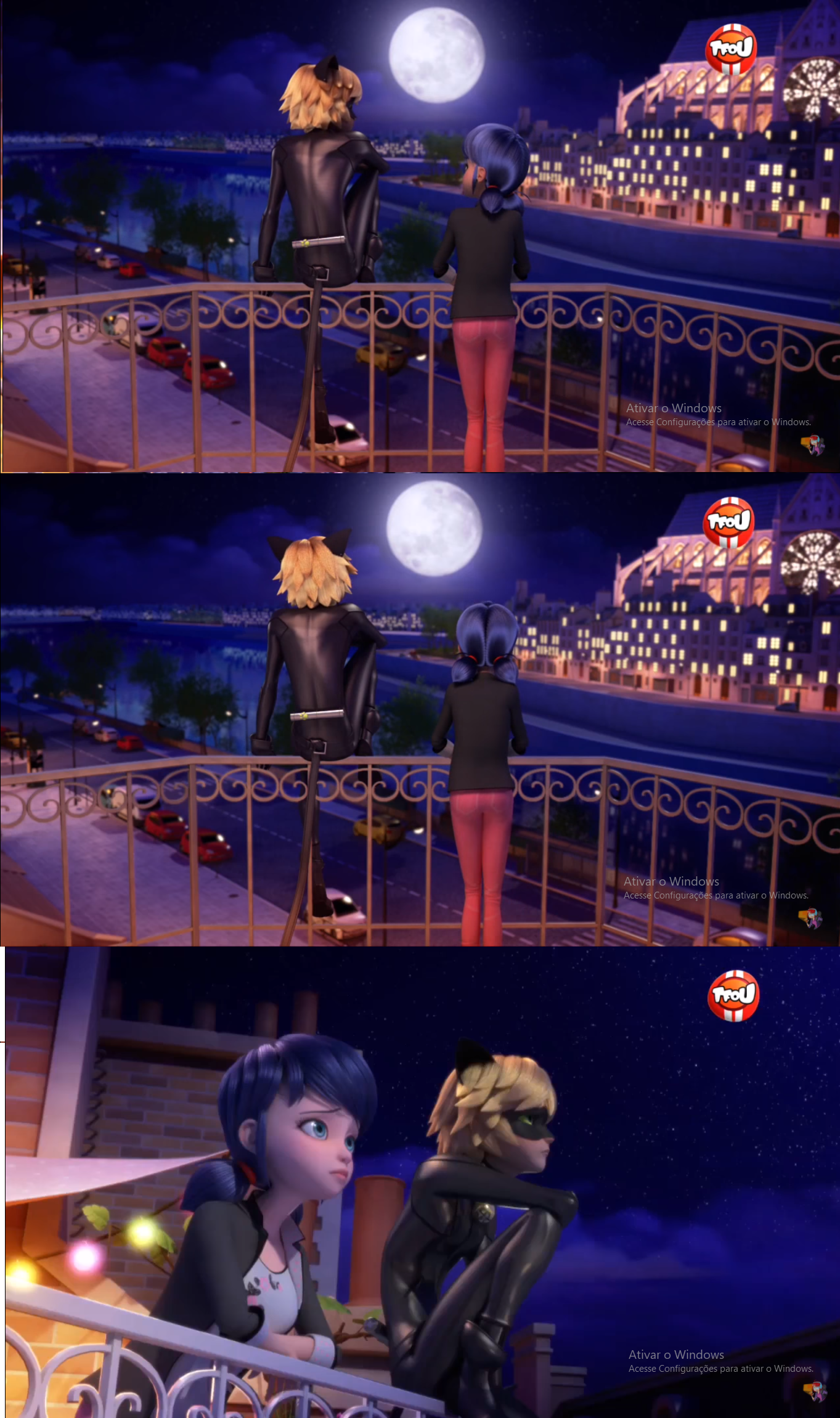 Oblivion Iphone Wallpaper Marinette And Chat Noir Marichat Moment By S02e09