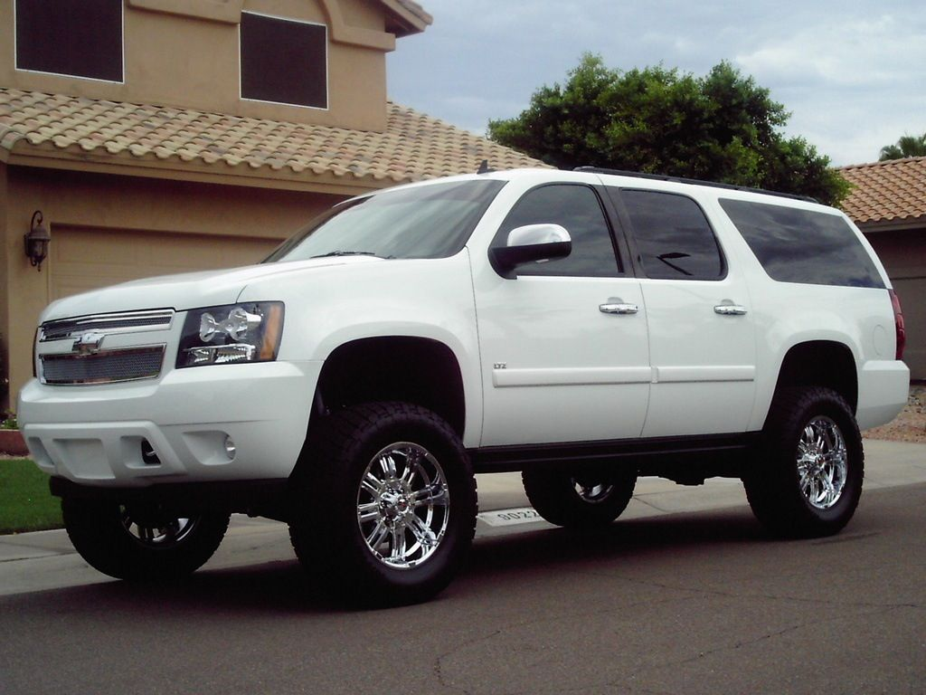 Lifted Suburban Chevrolet Suburban Lifted Chevy Chevy