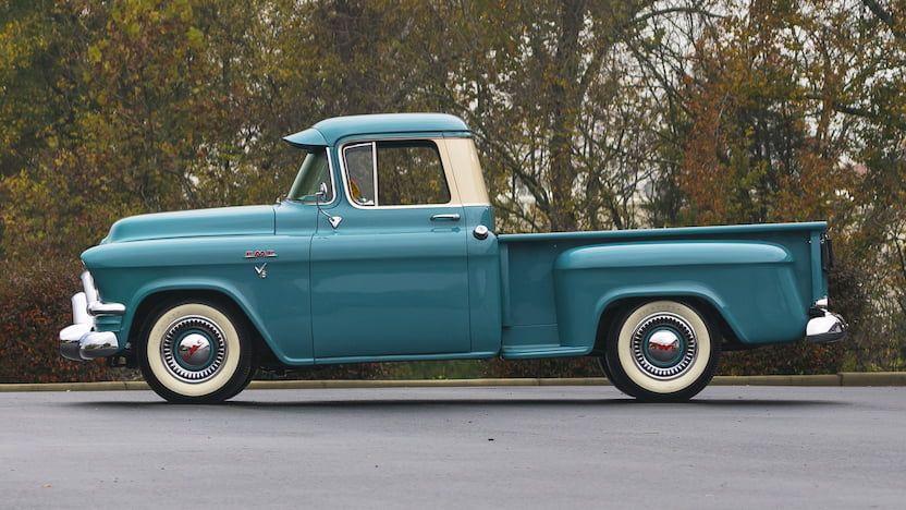 1956 Gmc Pickup 2 Camionetas