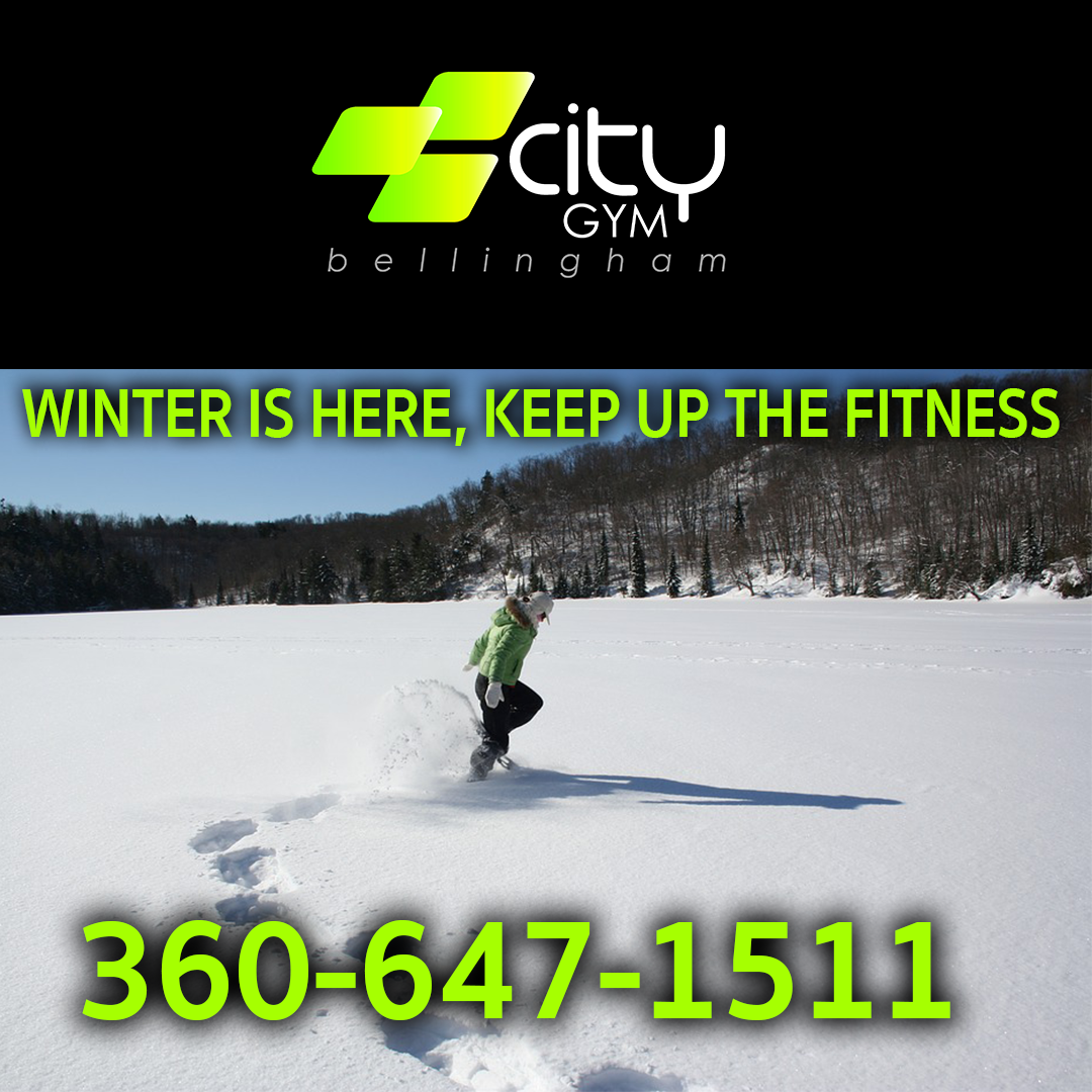 Bellingham, are you wanting to get healthy this winter? Now is your chance, head into CITY GYM! City...