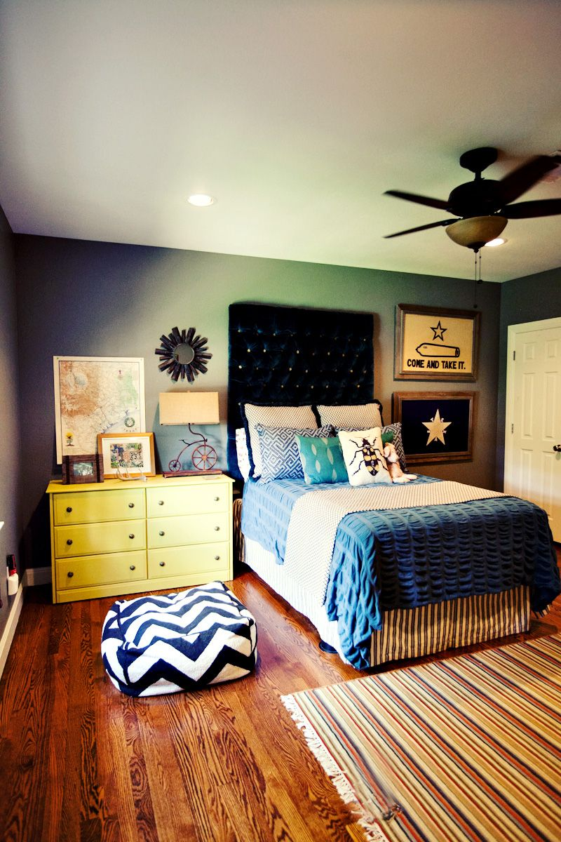 Tweak Interior Styling, Boys Bedroom (With images ...