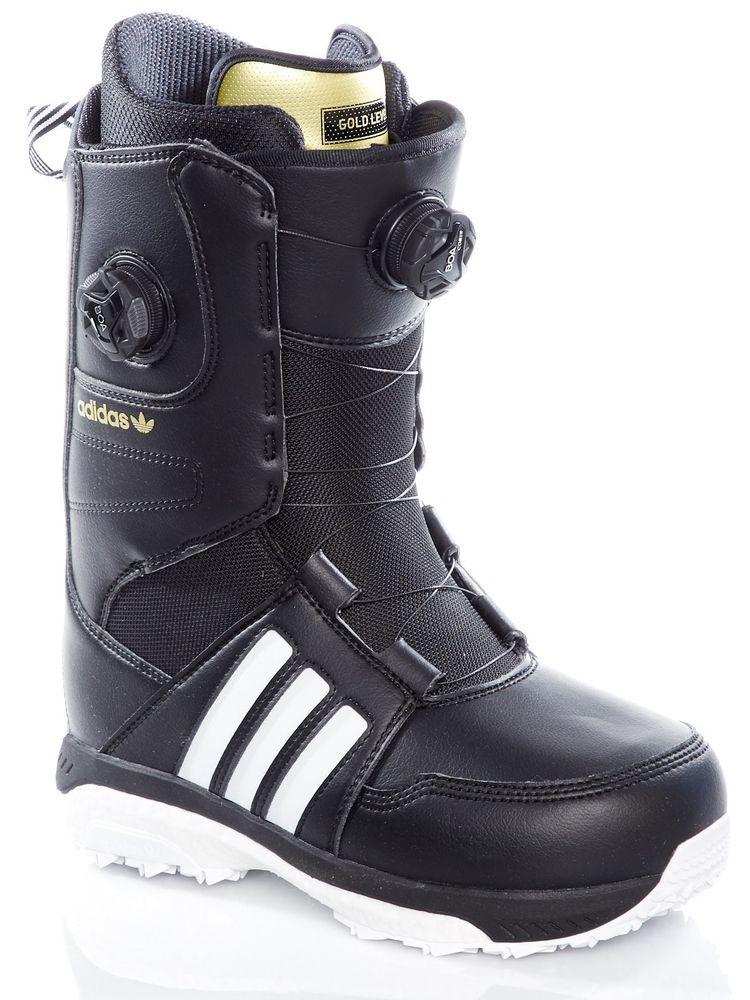 competitive price 2e406 3c6ed Adidas Core schwarz Footwear weiß Acerra ADV Snowboardschuhe