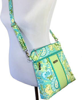 The Timeless Cross-body Bag – Sew and Sell! #bagsewingpatterns
