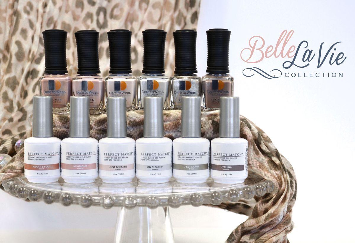 LeChat Perfect Match Belle La Vie Collection