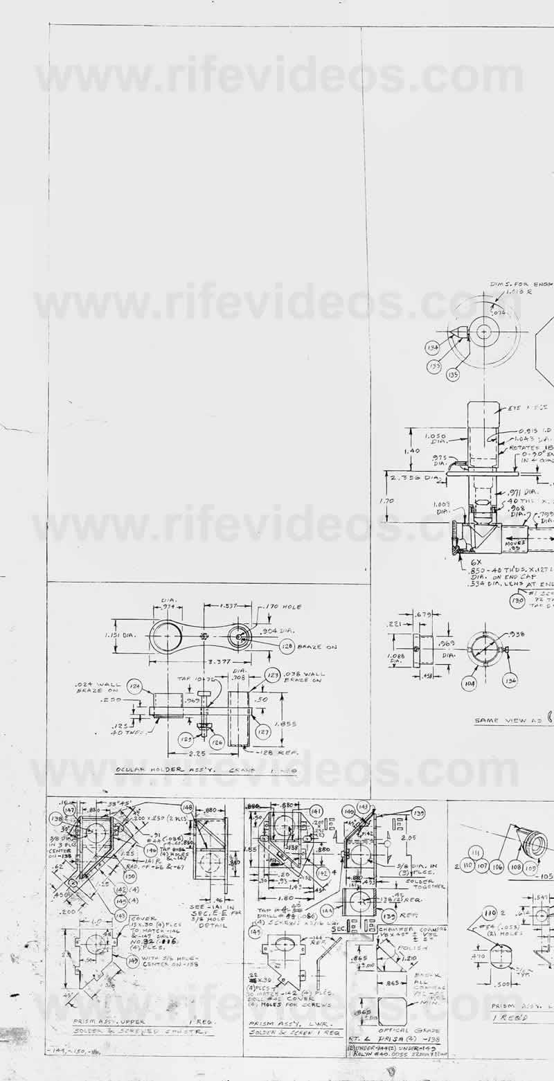 Universal microscope blueprint 1 royal raymond rife pinterest it is the object of this paper to describe some of the principles used in the new rife microscope in obtaining its peak of magnification and source of malvernweather Choice Image
