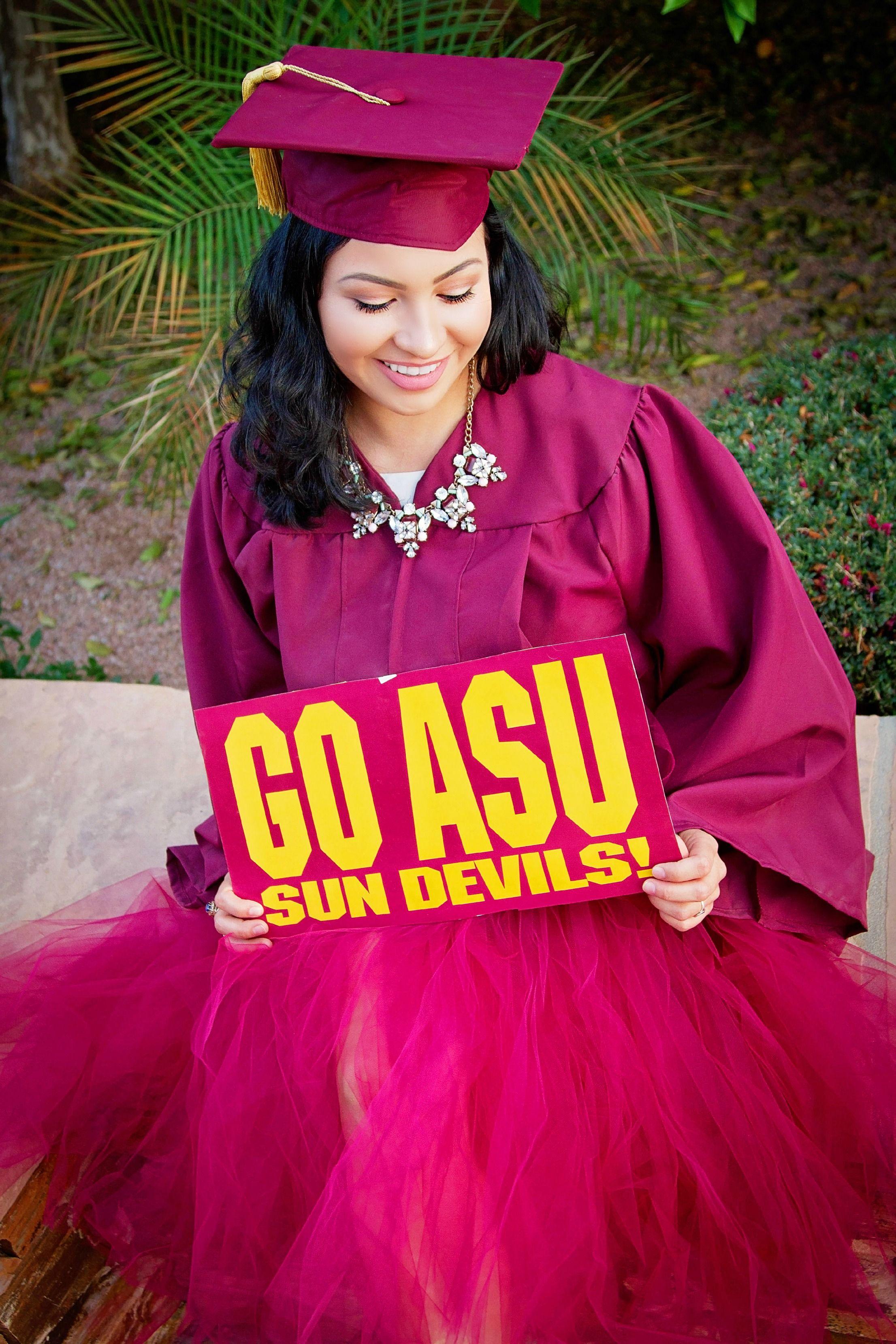 Graduation Photo | Cap and Gown | Arizona Photography | Kolby ...