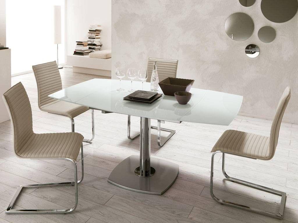 Tavolo Eurosedia ~ Tavolo allungabile vetro daniel tavoli da pranzo