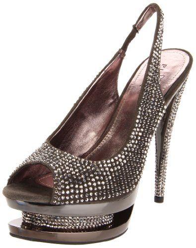 Pleaser Womens Fascinate-654DM//DGYS//M Platform Sandal