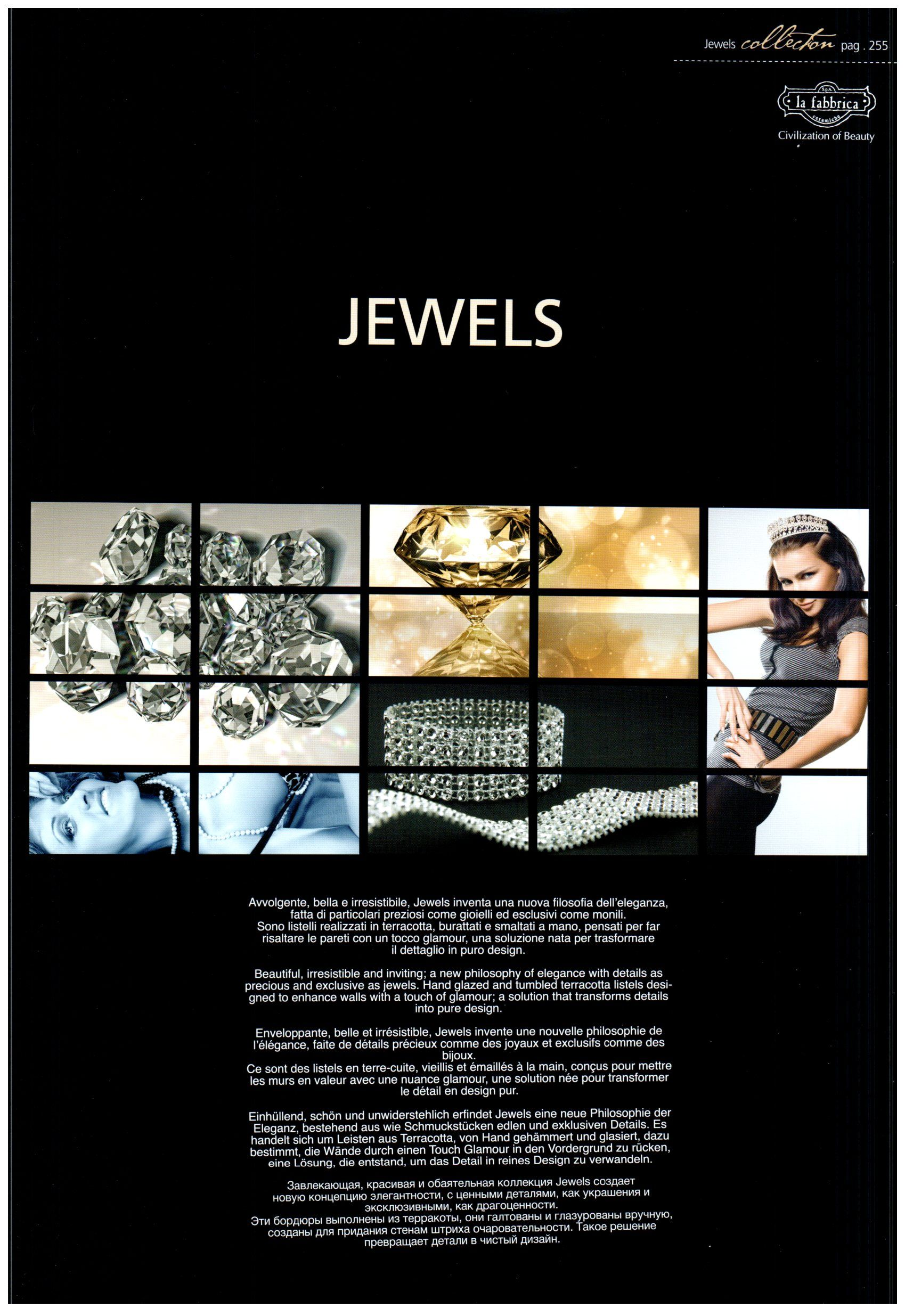 la fabbrica jewels collection