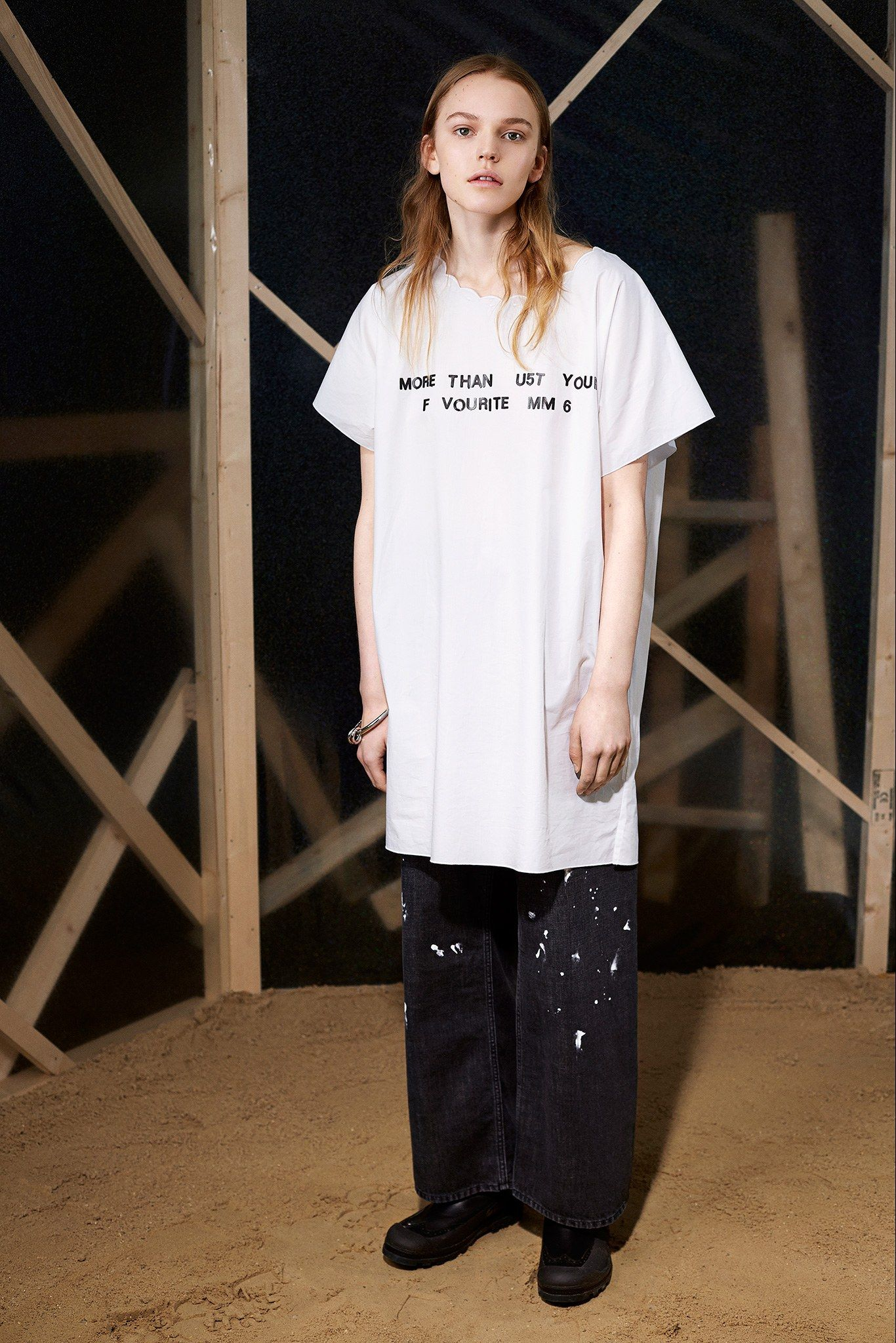 picture MM6 Maison Martin Margiela Pre-Fall 2015 Collection