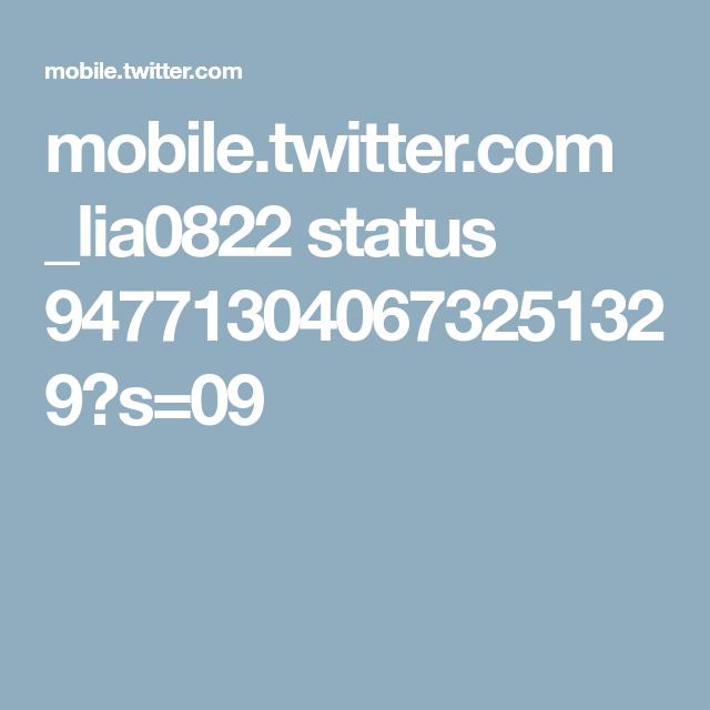mobile.twitter.com _lia0822 status 947713040673251329?s=09