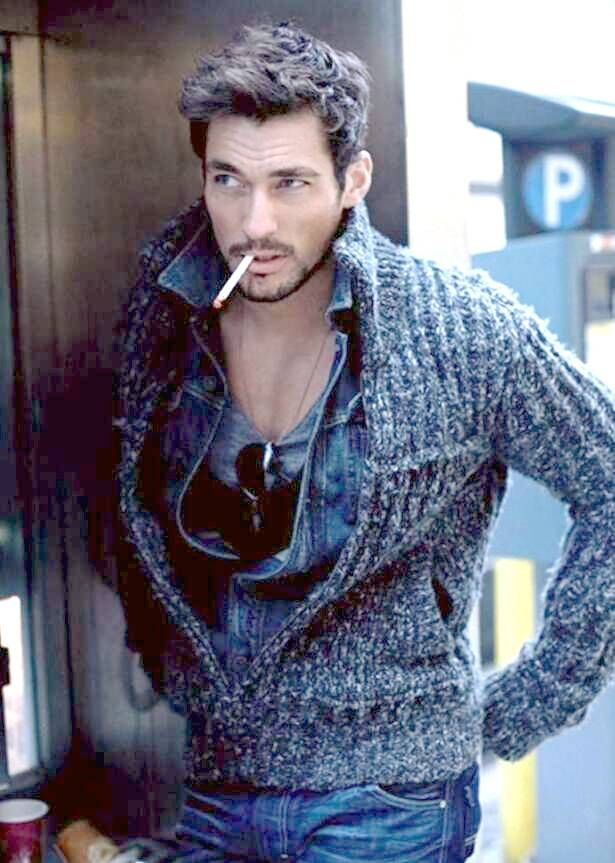 David Gandy Top Male Model (Dolce&Gabbana, Zara, Gant, HugoBoss, Russell&Bromley…