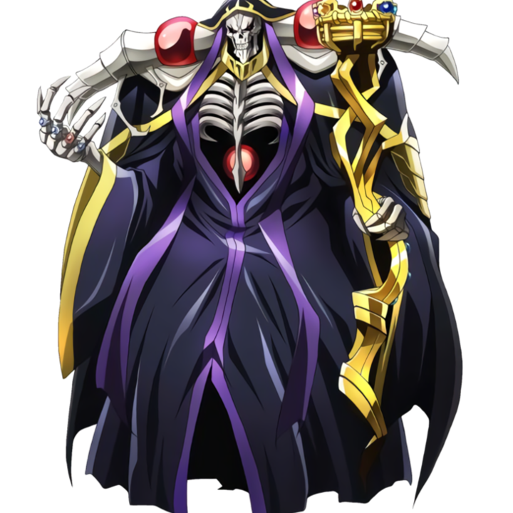 Ainz Ooal Gown Overlord Wiki FANDOM powered by Wikia