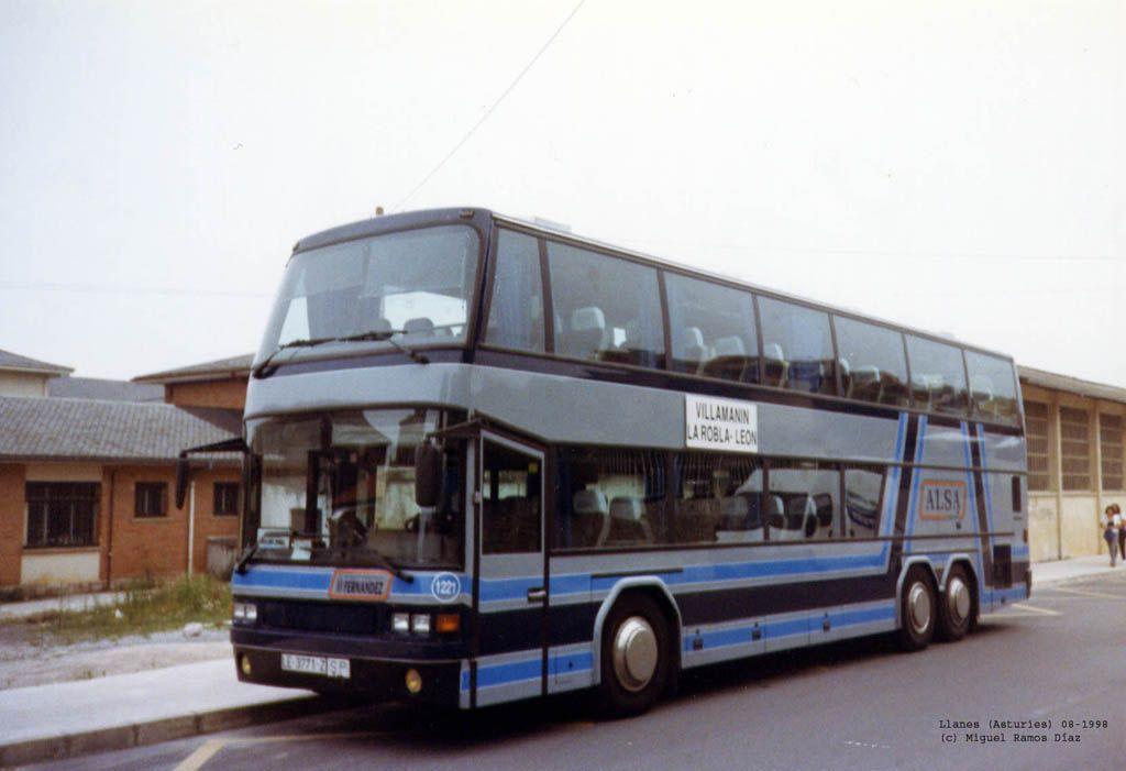 Autobuses antiguos alsa buscar con google buses autocares del mundo pinterest buscar con - Autobuses de dos pisos ...