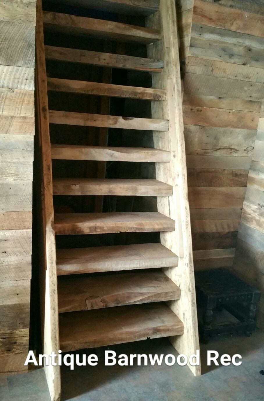 We Can Build Your Ships Ladder From Antique Barnwood Rustic Cabin Barnwood Barn Wood Ship Ladder Rustic