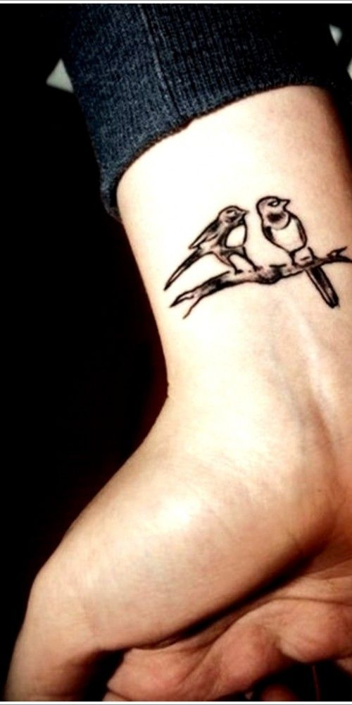 Awesome Bird Tattoos For Men And Women Wrist Tattoos Simple Bird Tattoo Bird Tattoo Wrist