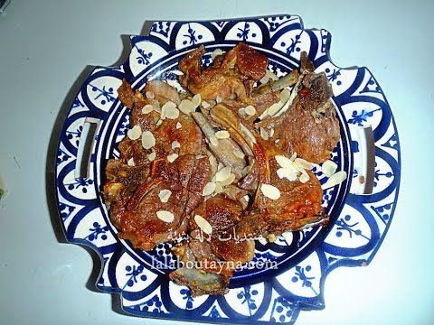 اللحم مجمر في الكوكوط بمذاق شواء فرن الحومة بدون توابل اللحم بطريقة جديد