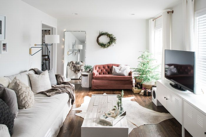 A Bright Nashville Home For A Stylist And Musician. Living Room WallsLiving  Room IdeasRec RoomsFamily ...