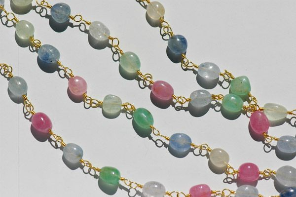 wire wrapping jewelry | Making Wire Jewelry with Beads. Wire ...