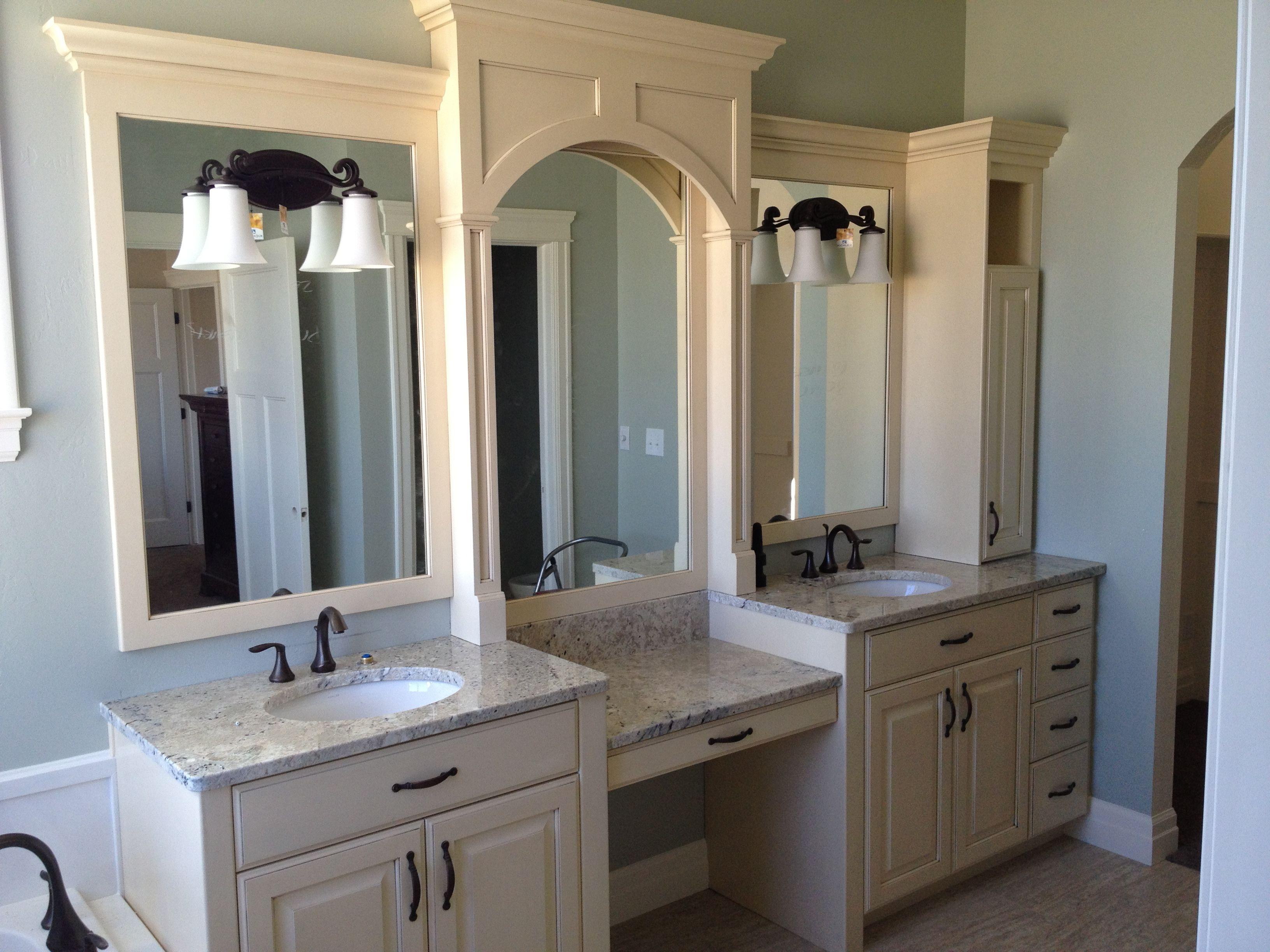 Bathroom Vanity Cabinets By Premier Cabinets Of Northern Utah