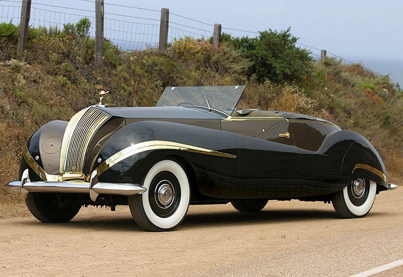 Image Result For 1947 Rolls Royce Phantom Iii Labourdette Vutotal