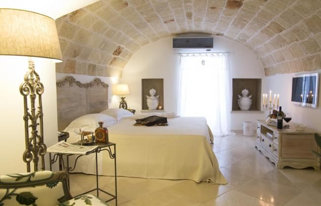 Don Ferrante, Monopoli, Apulia, Italy. Highly recommended by Conde Nast Traveller