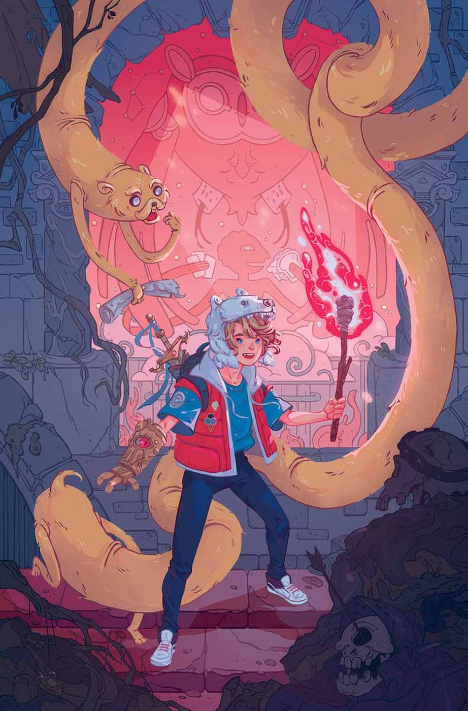 Power Rangers Adventure Time Big Trouble In Little China And