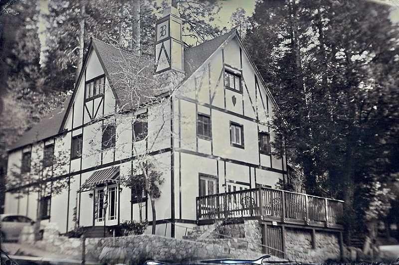 Bracken Fern Manor Lake Arrowhead Resort California Lakes In