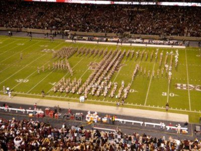 Aggie Band. Nothing can compare.