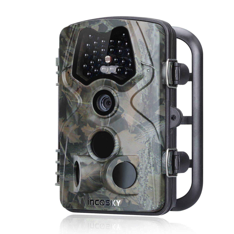 f00fc8527427b Amazon.com : Game Camera incoSKY 1080P 12MP Wildlife Hunting Motion ...