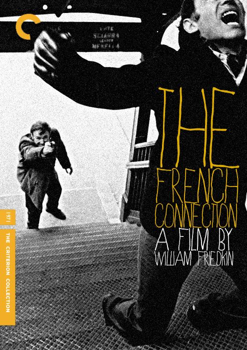 The great cover design on the Criterion Collection DVDs continues.