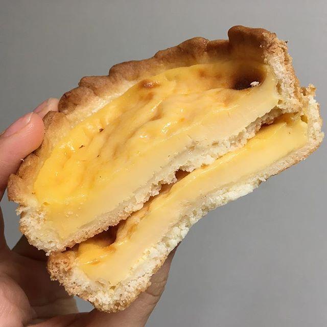 WEBSTA @ bbangcho52 - 간만에 먹은 빵느낌2이제 저녁도 빵먹을거다 넘나 소홀했다🐷크기 대빵큼!달기도 적당히 달공아쉬운점은 #레몬 향이 많이남ㅋㅋㅋㅋㅋㅋㅋㅋㅋㅋㅋㅋㅋㅋ🙃🔥그래도 나름 꾸덕해서 좋았당..#해운대#프롬준#에그타르트