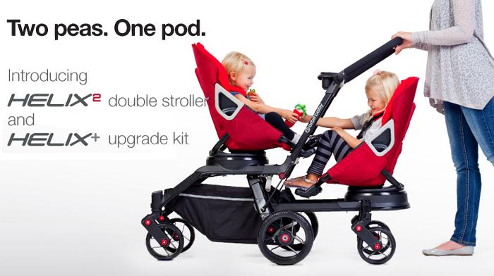 33+ Orbit g3 double stroller information