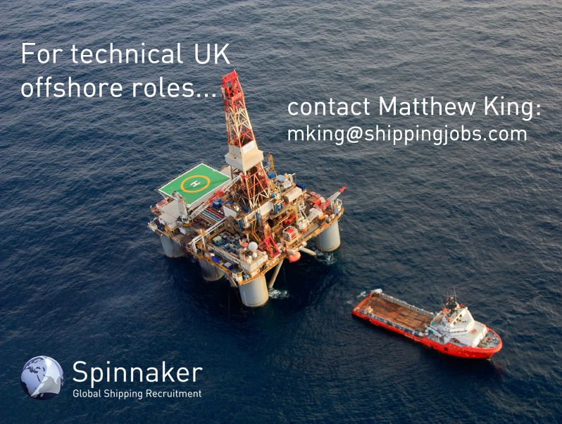 Technical offshore jobs in the UK Oil rig, Offshore jobs