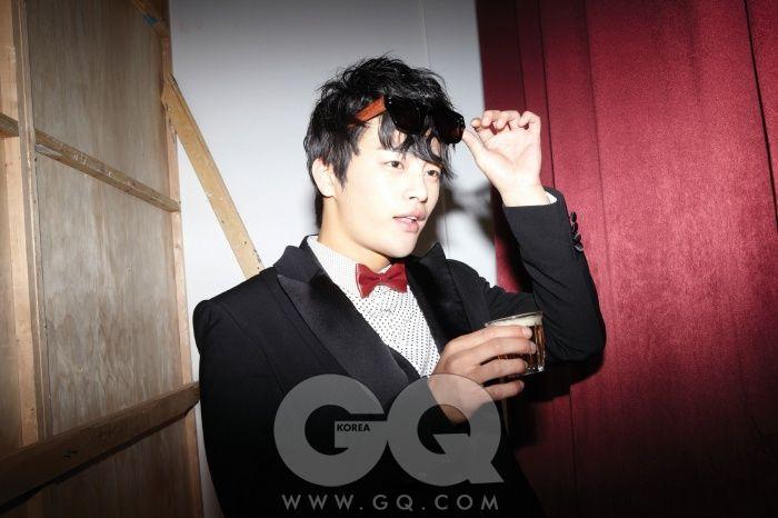 Seo Inguk for GQ magazine  #seoinguk