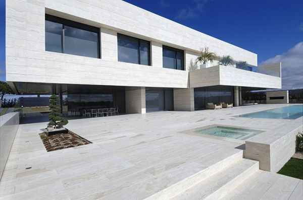 19 Housing By Acero 10 Modern Architectural Residence With Clean Design  Lines: 19 Housing By