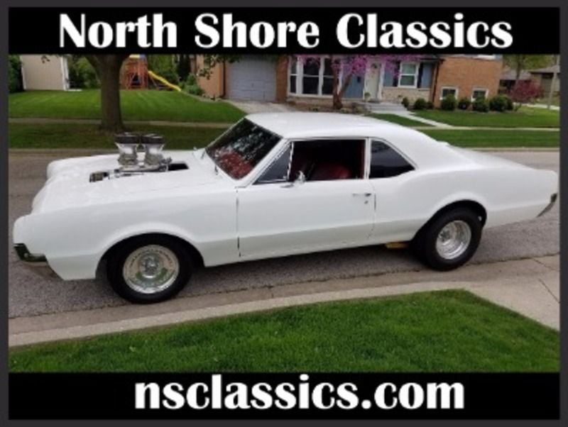 1967 Oldsmobile F85 for sale - Mundelein, IL | OldCarOnline.com ...