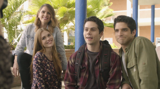 Teen Wolf - Season 6 - The gangs all here!