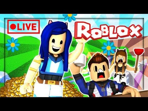 ITu0026#39;S ALL ABOUT ROBLOX! | 1 HOUR OF ROBLOX with ItsFunneh u2b50 - YouTube | Its funneh | Pinterest
