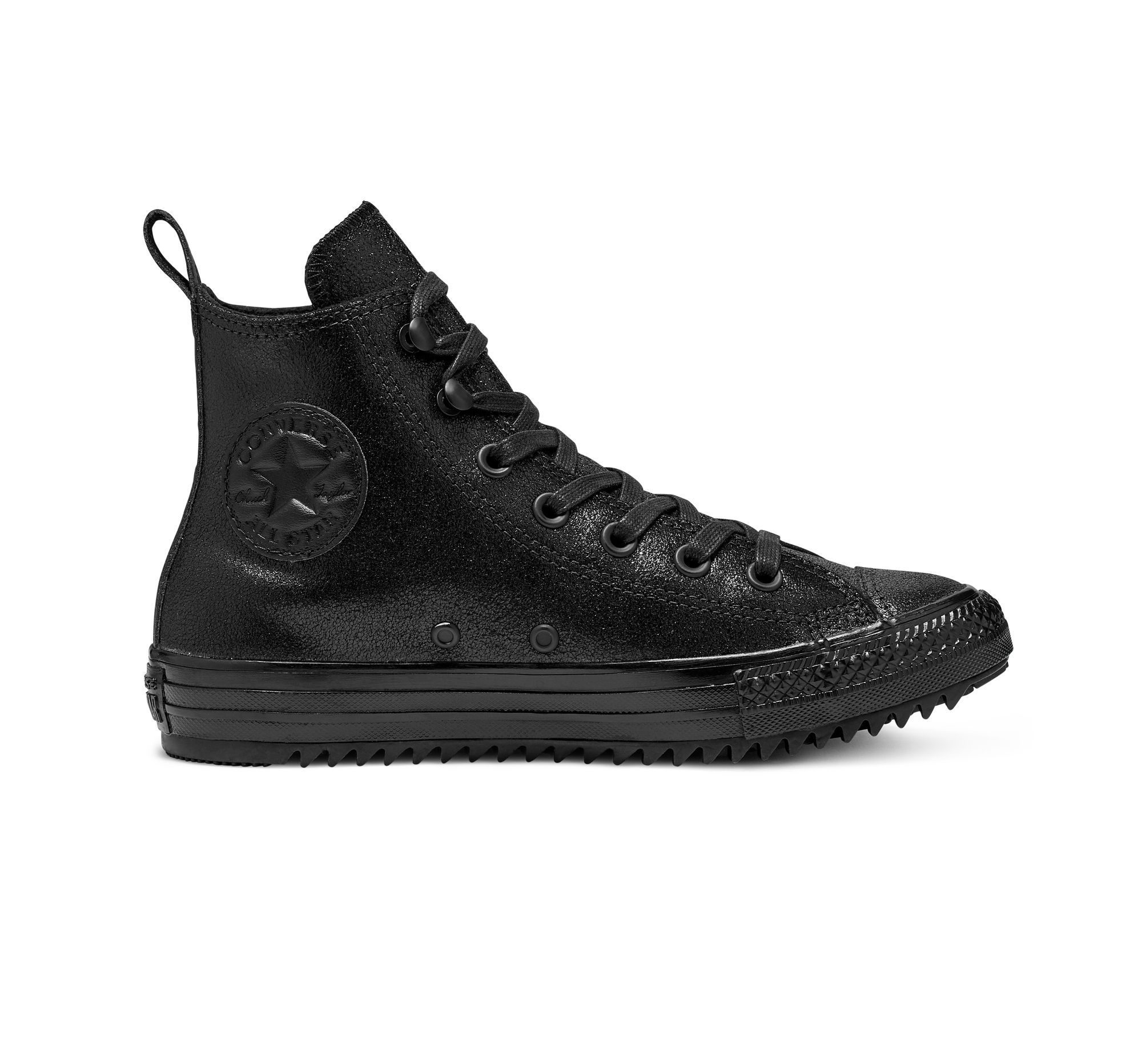 Converse CHUCK TAYLOR ALL STAR Winter boots blackegret